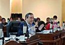 Miguel Saredi reclama por el estado deplorable de tramos de la Ruta 21