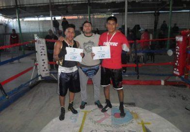 Gran jornada de boxeo en Rafael Castillo