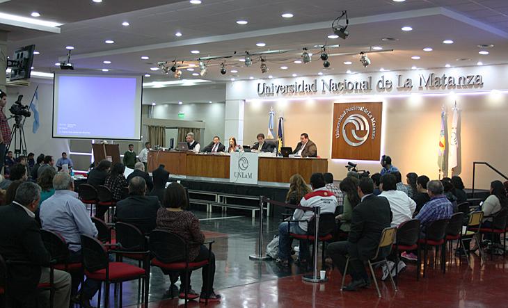 Juicio por jurados en la UNLaM