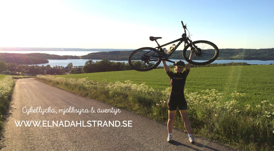 Elna Dahlstrand cykelblogg
