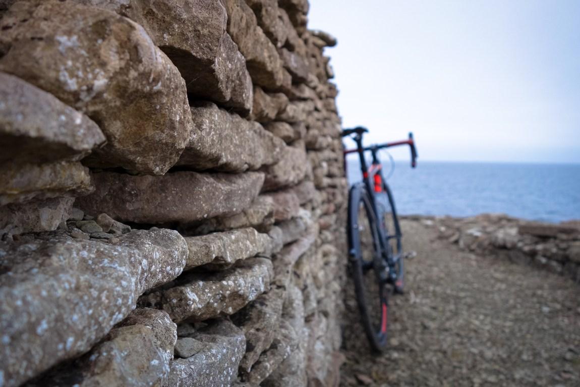 Öland och cykelcross - vackert