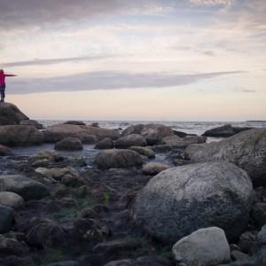 Sommarsolstånd på Öland