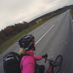 Cykelpendla till Jönköping