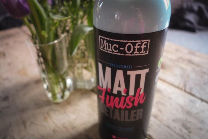 MucOff Matt Lack