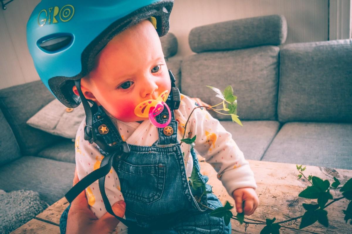 Giro Scamp Mips Cykelhjälm för bebis