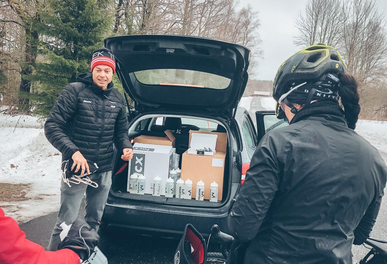 Team She Rides Mattias Reck