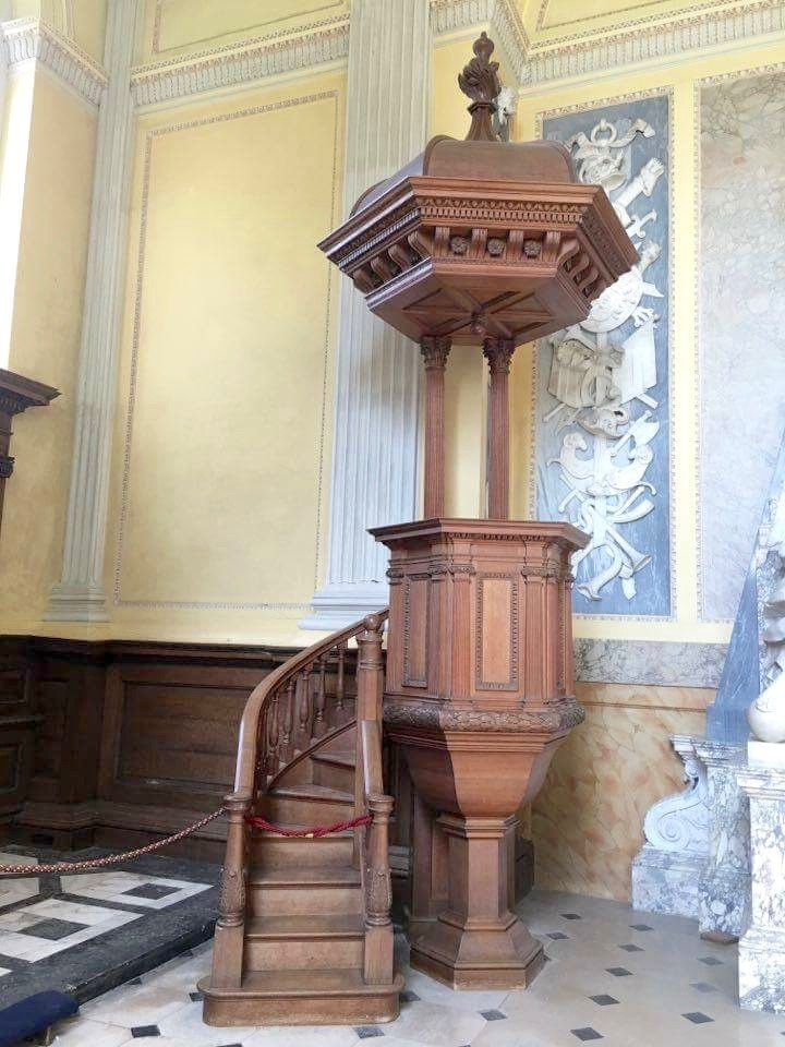 BlenheimPulpit