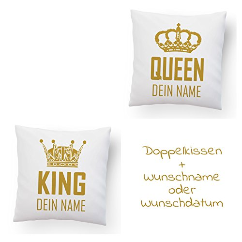 King Queen Bettwäsche Top 10 King Und Queen – Bettwäsche-sets – Elnheos