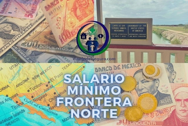 Salario Mínimo 2021 Frontera Norte