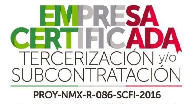 Norma Mexicana PROY-NMX-R-086-SCFI-2016