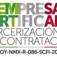Norma Mexicana Certificación Outsourcing PROY-NMX-R-086-SCFI-2016