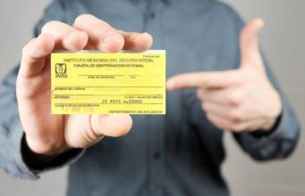 tarjeta identificación patronal IMSS