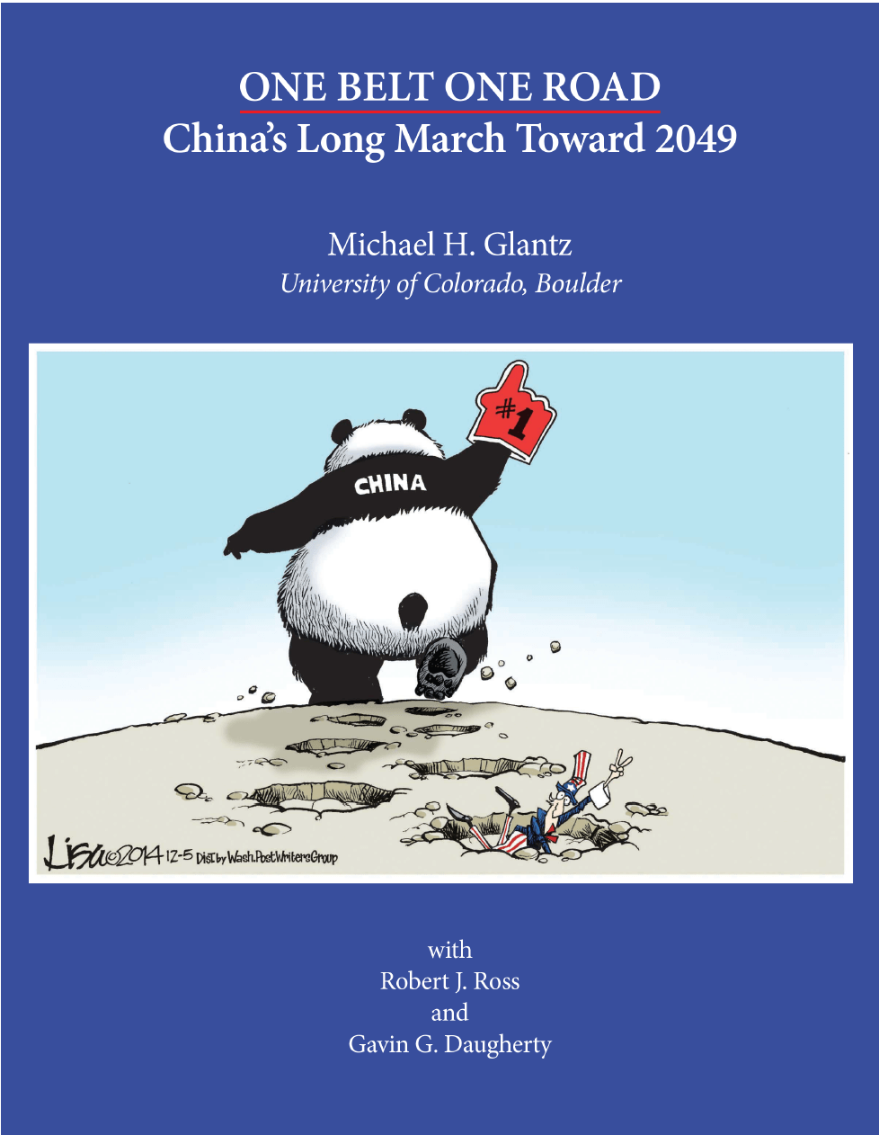 Press Release: One Belt One Road: China's Long March Toward 2049 Book