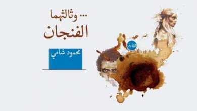 محمود شامي- إرتريا-وثالثهما الفنجان