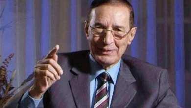 الإعلامي الكبير حمدي الكنيسي