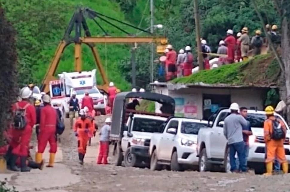 Accidente en mina de Remedios deja 19 personas heridas