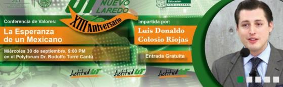 Luis Donaldo Colosio Riojas