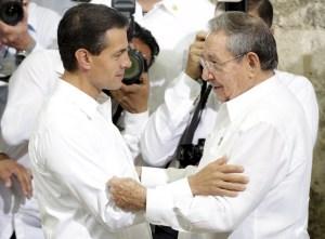 Raúl Castro Ruz_en Mexico