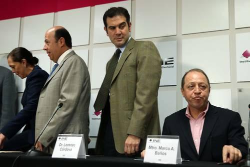 INE prohíbe Morena donar 41 mdp a las víctimas del sismo