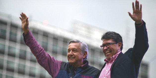Monreal dejará la Cuauhtémoc y se suma a campaña de AMLO