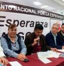 6 mil 200 perredistas de Pachuca de unen a Morena