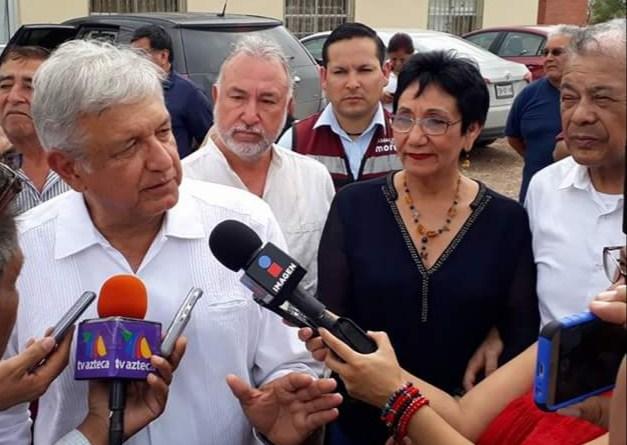 AMLO arrancará campaña en Nuevo Laredo