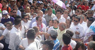 """""""En mi gobierno tendremos un proyecto ciudadano"""": Cuauhtémoc Blanco"""