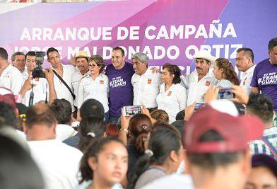 """""""Gobernaré con corazón y humildad"""": Cuauhtémoc Blanco"""