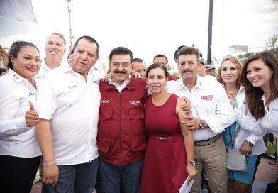 Ya estamos arriba y MORENA gobernará Jalisco, señala el Dr. Carlos Lomelí