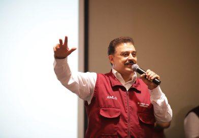 Voy a ganar la elección, asegura el Dr. Carlos Lomelí