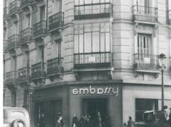 Doña Margarita, la del Embassy