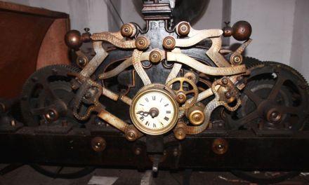 Las Joyas de la Torre del Reloj: El Reloj