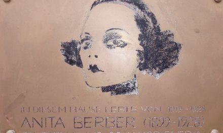 Anita Berber, enganchada a la vida