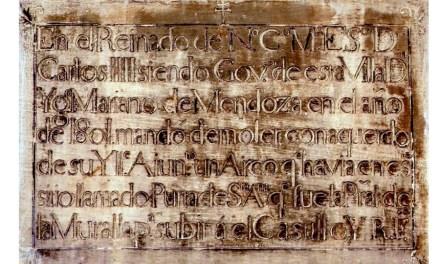 2 de enero de 1801: Acuerdo para la demolición de la Puerta de Santa Ana