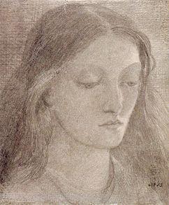 Lizzie Rossetti