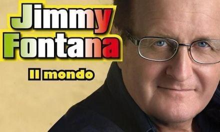 Fallece, a los 78 años, el inolvidable y siempre poderoso artista Jimmy Fontana
