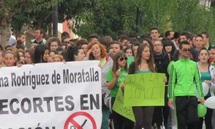 Pronto pasará de llamarse marea a convertirse en un tsunami: razones para la marcha desde Moratalla a Caravaca en defensa de la educación pública