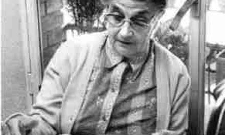 Maria Moliner, el ama de las palabras