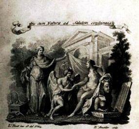 Remedios curativos del siglo XVIII (A propósito de la enfermedad de don Joseph Pedro de Mata en 1795)