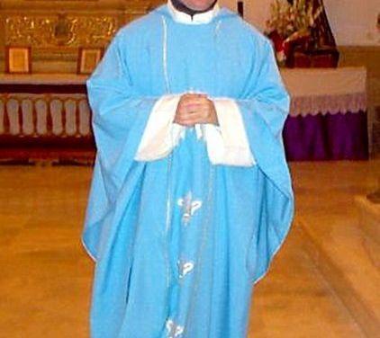Don Serafín Campoy, pregonero de la Semana Santa ceheginera (por Manuel Gea Rovira)