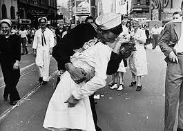 El beso del marino