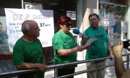 Manifiesto de PAH Bullas ante el suicidio de Gustavo Arguellas