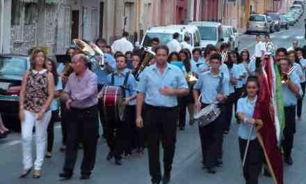 La Banda de Música de Moratalla participa en el XI Festival de Bandas Villa de Blanca