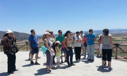 Turismo programa una nueva fase de las visitas guiadas a las pedanías y campo de Caravaca
