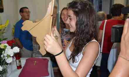 La huerta de Cehegín celebra San Ginés
