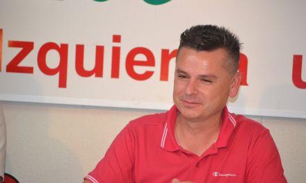 """IU-Verdes de Cehegin quiere eliminar las prebendas y privilegios de los concejales y sus """"arrimados"""""""