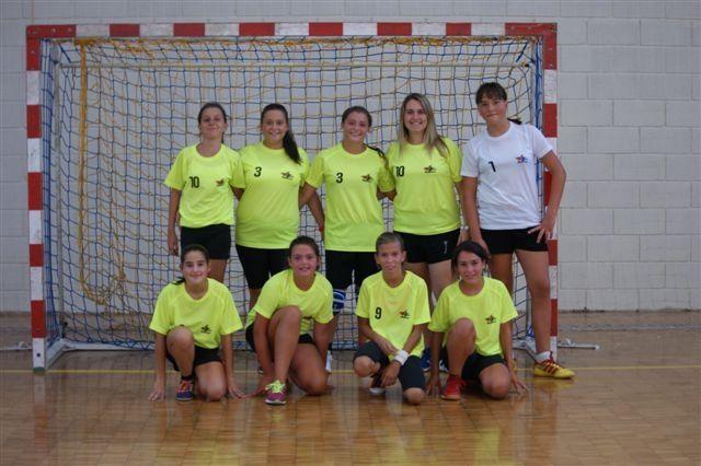 El Club Balonmano Bullense cuenta esta temporada con 125 jugadores