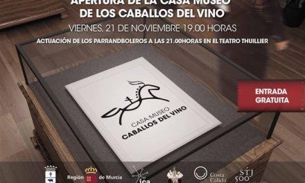 La Casa Museo de los Caballos del Vino abre sus puertas