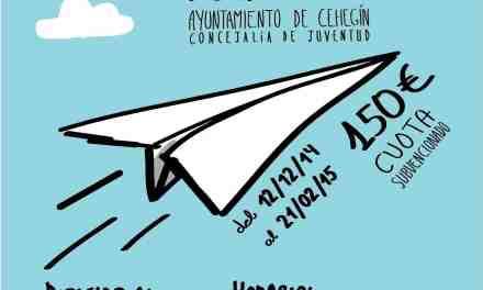 Juventud Cehegín organiza una nueva edición del Curso de Monitor de Tiempo Libre