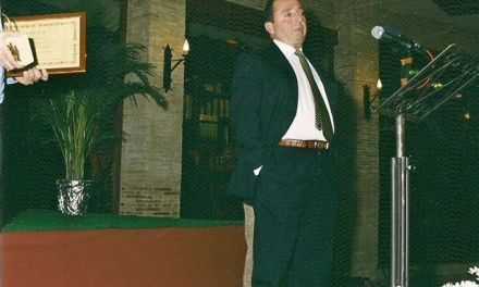 José Luis Lag ha brillado en APCOM… y ahora en el firmamento